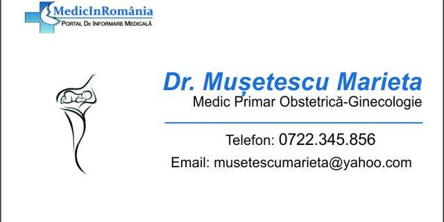 Cabinet Obstetrica Ginecologie Dr. Musetescu Marieta