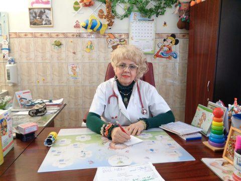 Dr. MARIN MARIA SIMONA – Medicină de Familie