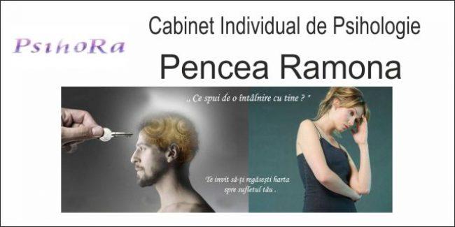 Pencea Ramona – Cabinet de Psihologie si Psihoterapie