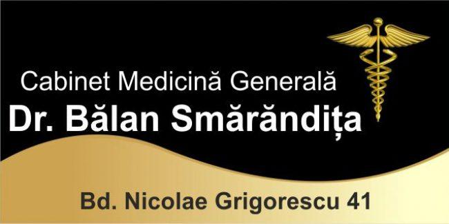 Dr. Bălan Smărăndița – Medicină generală