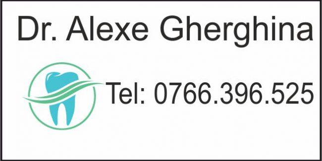 Dr. Alexe Gherghina – Cabinet Stomatologic