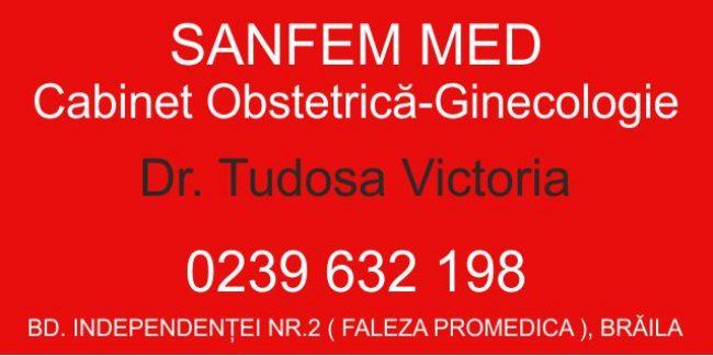 Sanfem Med – Dr. Tudosă Maria – Medic Obstetrica Ginecologie