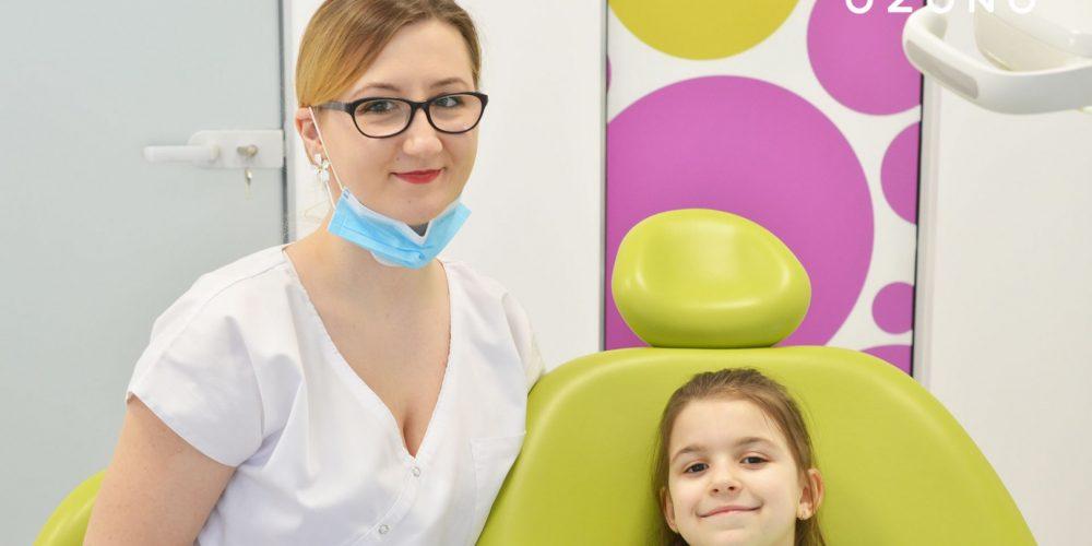 Prima vizită la stomatolog a copilului   OZONO