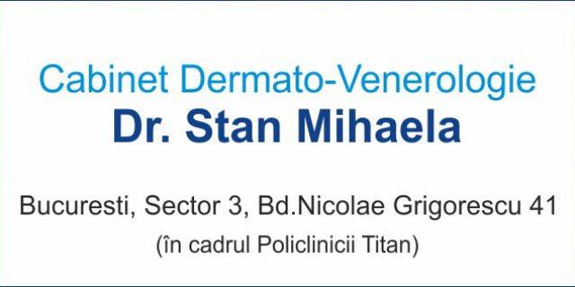 Dr. Stan Mihaela – Cabinet dermato-venerologie