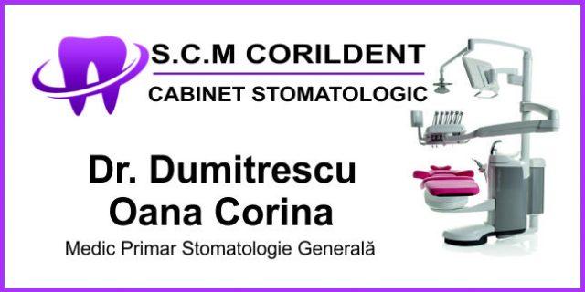 Corildent – Dr. Dumitrescu Oana Corina