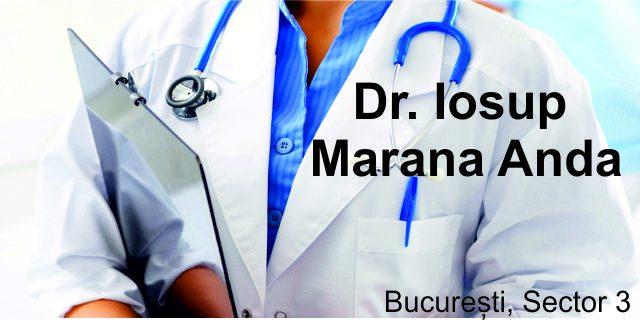 CMI Dr. Iosup Marana Anda