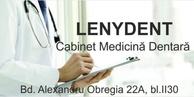 LENYDENT – Cabinet Medicină Dentară