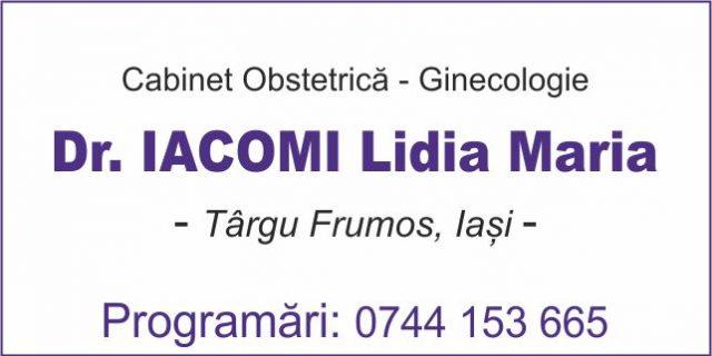 Dr. IACOMI LIDIA – Obstetrică-Ginecologie