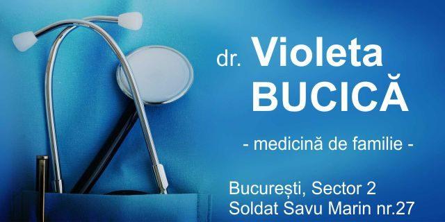Dr. Violeta BUCICĂ – Medicină de familie