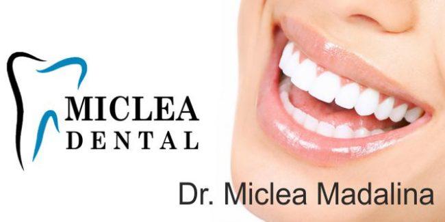 DR. MICLEA MADALINA – Cabinet Stomatologie