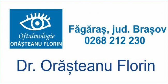 Dr. Orășteanu Florin – Oftalmologie