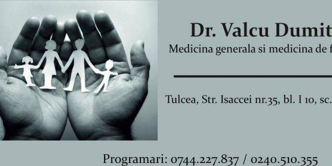 Dr. VÂLCU DUMITRU – Medicină de familie